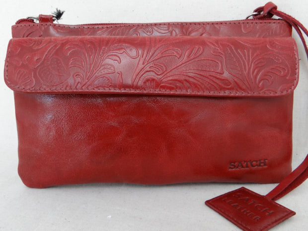 Second Nature Satch Clutch Wallet with Shoulder Strap SP109