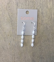 Some Pearl Drop Earrings 130
