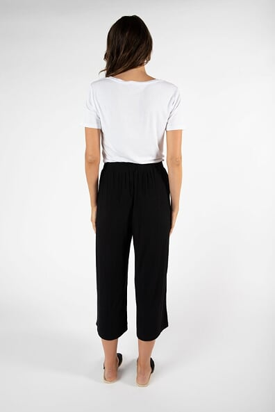 Betty Basics Luqa Pant in Black