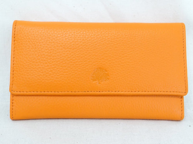 Satch Second Nature Leather Wallet CO10 / C010