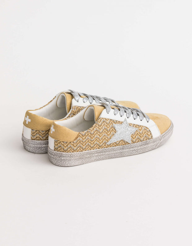 Stella and Gemma Corfu Sneaker 411