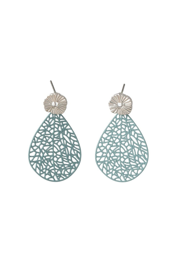 Stilen Lara Mint Earrings