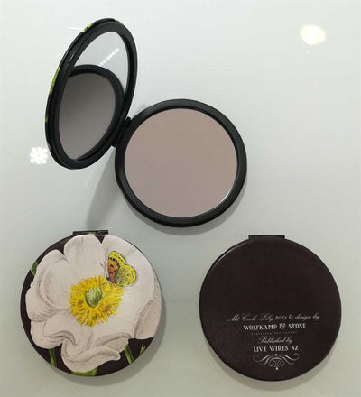 Wolfkamp & Stone - Mt Cook Lily - Cosmetic Mirror