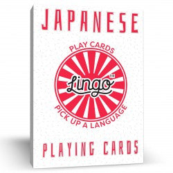 Lingo Cards Japanese