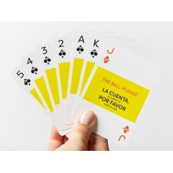 Lingo Cards Spanish