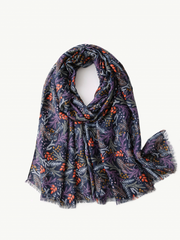 Some Forest Flower Scarf 141