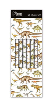 Museums & Galleries - Dinosaurs - Pencil Set