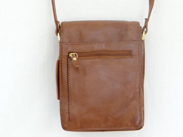 Second Nature Tan Traveller CrossBody CB6