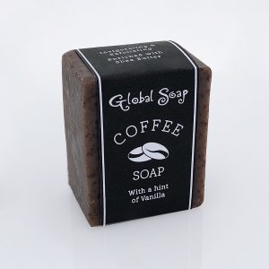 Global Soap Coffee Scrub Soap