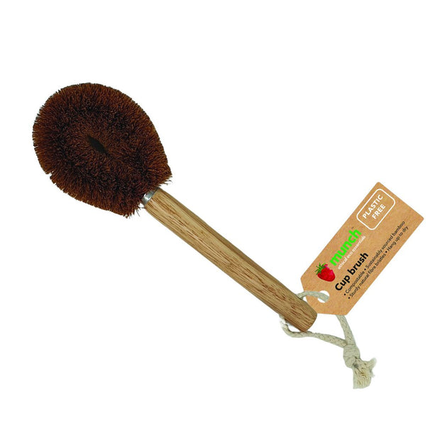 Munch Sisal Cup Brush ssal02