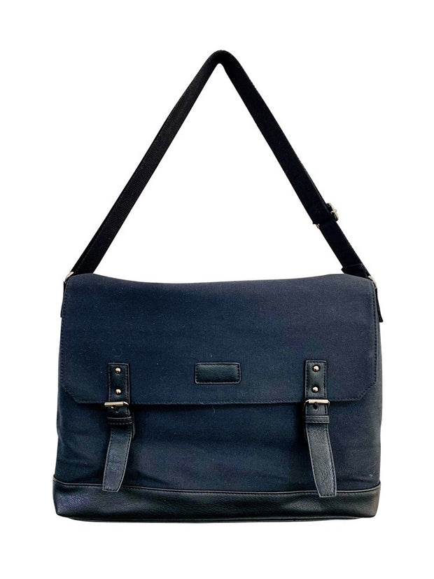 Moana Road The Carisbrook Black Satchel