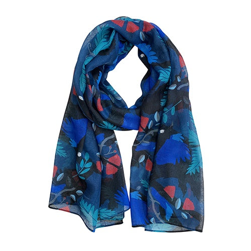 DQ Scarf Recycled Tui Splendour 7801sc