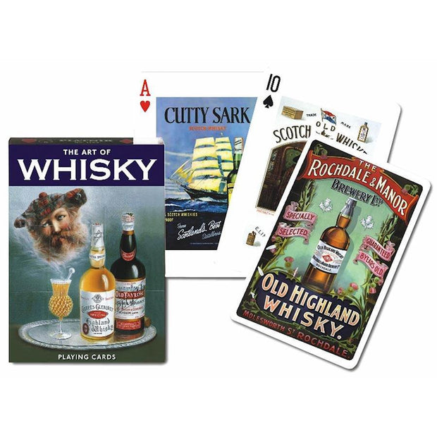 Piatnik Whisky Playing Cards