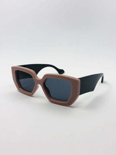 Some Flintstones Pink Sunglasses 110