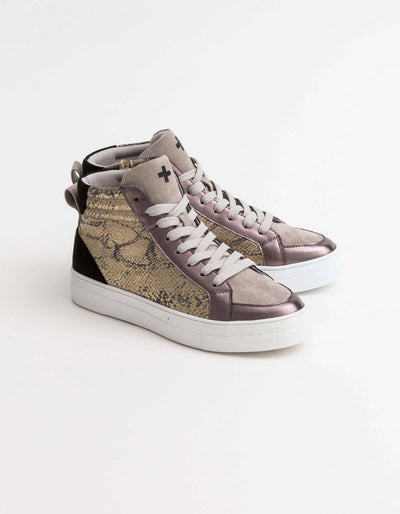 Stella and Gemma Dayton High Top Sneakers