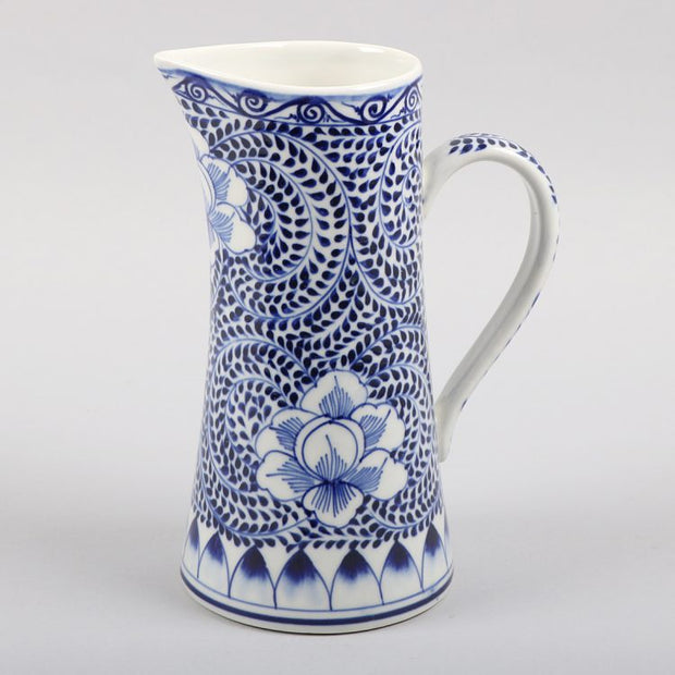 Trade Aid Blue Water Jug 28.02.3538