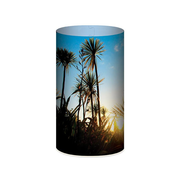 100% NZ LED Lamp Cabbage Trees