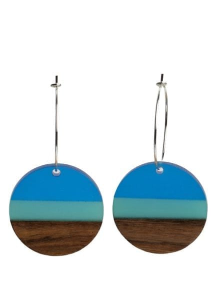 Stilen Lizzy Sea Earrings