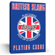 Lingo Cards - British Slang