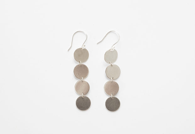 Stilen Zara Silver Earrings