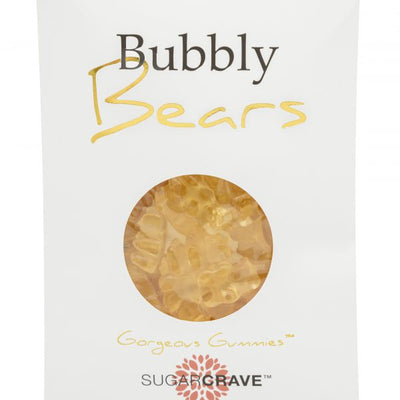 Bubbly Bears Gummies 100g Flat Pack