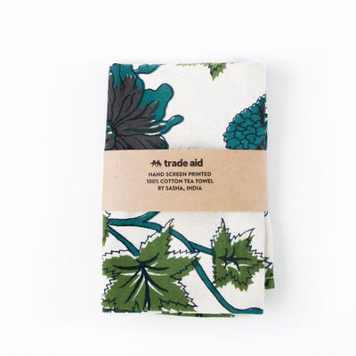 Trade Aid Simplicity Kitchen Towel 09.03.36
