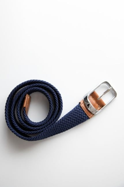 Stilen Tegan Belt Navy