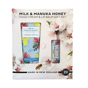 DQ SK M&H Gift Set Summer Bloom (Hand & Lip)