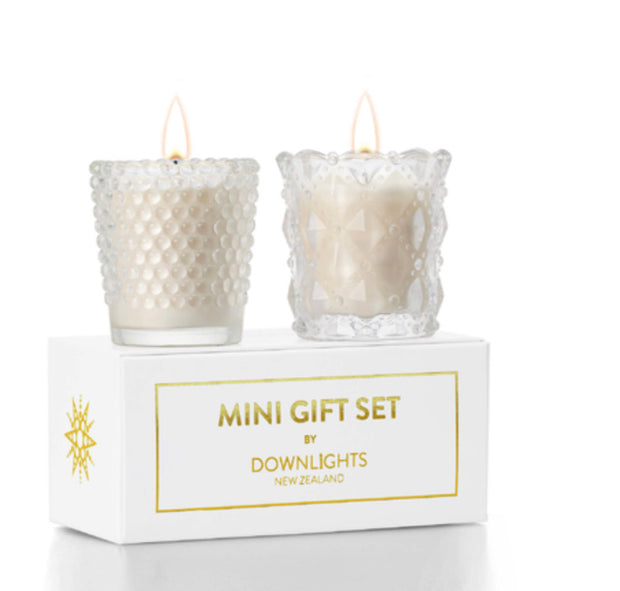 Downlights Gift Set - Twin Mini Candle Pack
