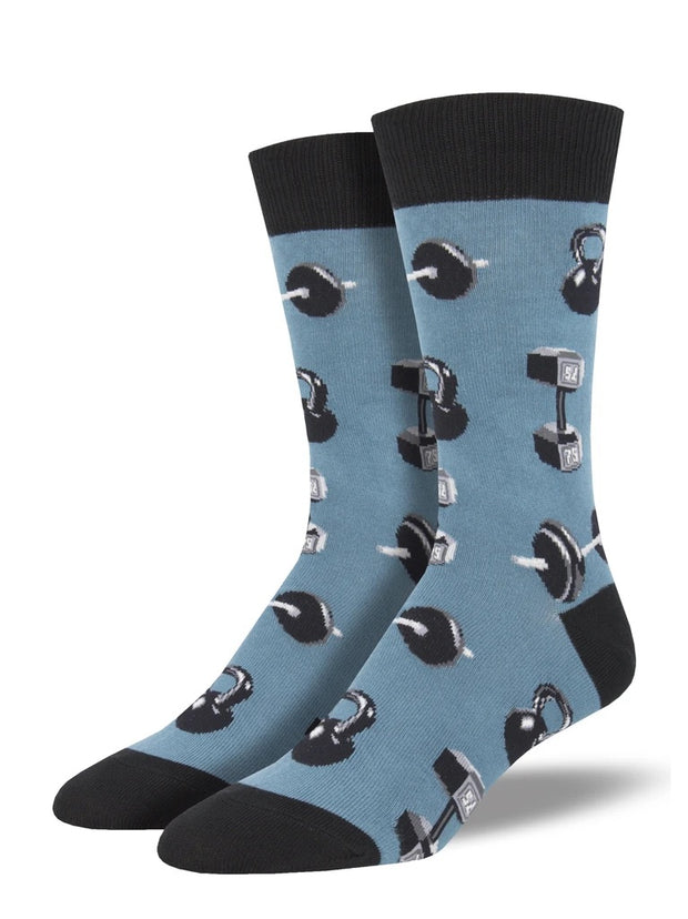 Socksmith Do You Even Lift Bro? Men's Socks 1837