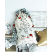 Moana Road Christmas Sack