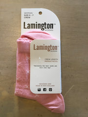 Lamington Merino Wool Crew Socks Women's Rosemary