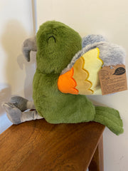 Moana Road Kevin the Kea Soft Toy 9131