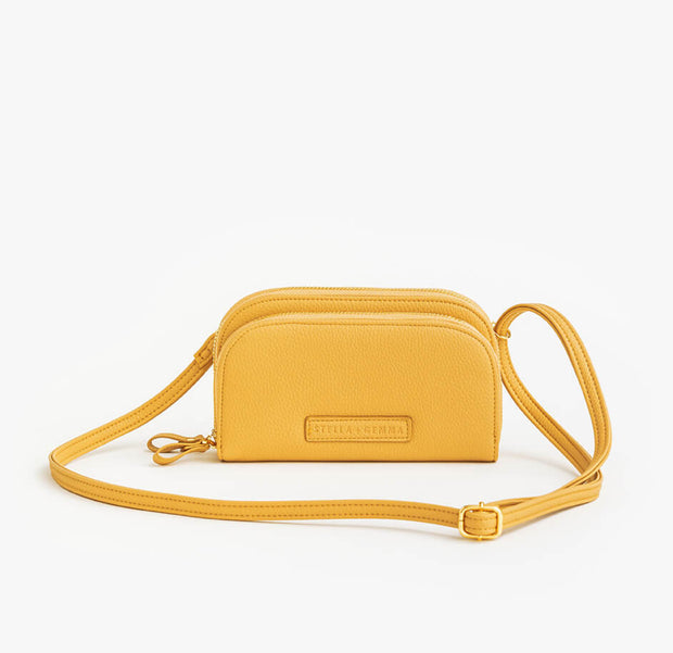 Stella and Gemma Cleo Duo Wallet Marigold 1271