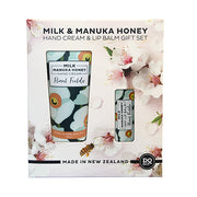 SK M&H Gift Set Floral Fields (Hand cream & Lip balm)