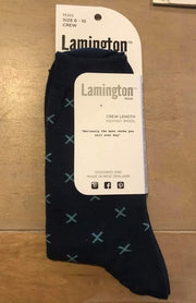 Lamington Women's Arctic Merino Crew Socks
