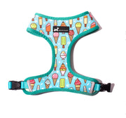 Healthy Dog & Co Minty Ice Fully Reversible Harness