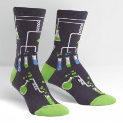 Sock it to Me Women's Crew Socks Laboratory 1162