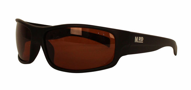 Moana Road Tradies Sunglasses 611 Brown Lens