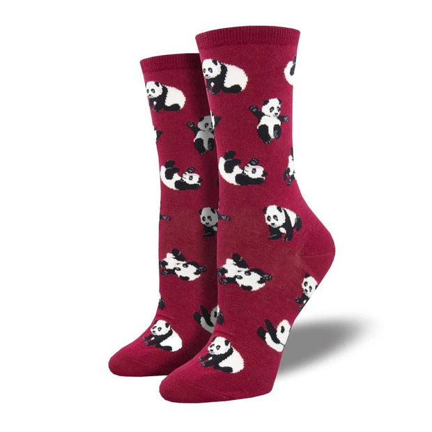 Socksmith Women's Cuddle Puddle Socks Red 2134