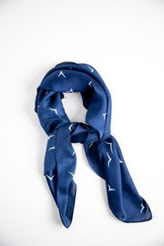 Stilen Soar Scarf Navy