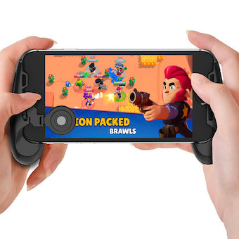 Brawl Stars Gamepad