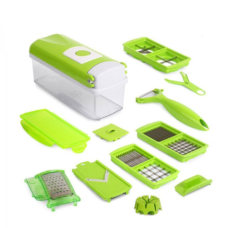 12 in 1 Fruit & Vegetable Slicer Set
