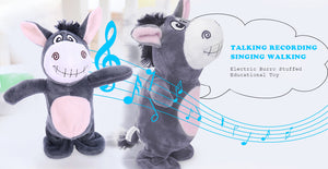 Talking Donkey - New Version (Walk, Sing, Record)