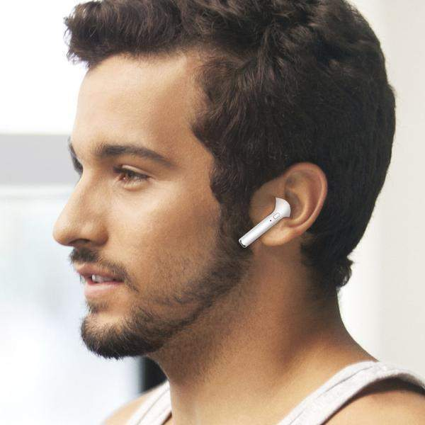 Mini Wireless Bluetooth Earphones - For iPhone & Android