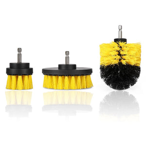 Power Scrubber Drill Brush Set