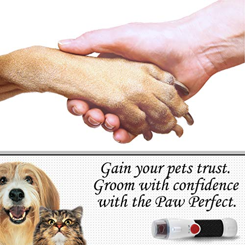 Paw Perfect Dog Cat Pets Nail File, Clip & Trimmer As Seen On TV