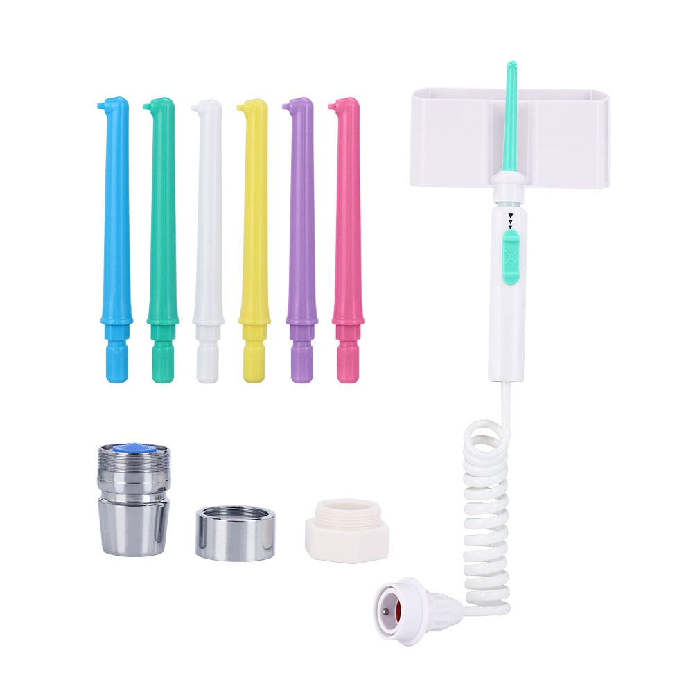 Water Jet Dental Flosser