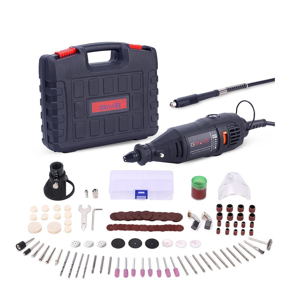 Electric Mini Drill Set - 180pc in 1
