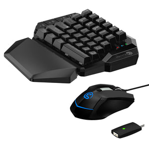 GameSir VX AimSwitch with keyboard and mouse (For PS4, PS3, Xbox One, Switch, PC)
